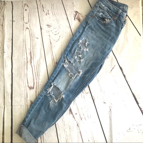 462cec86d8 American Eagle Outfitters Jeans | Sale American Eagle Distressed ...